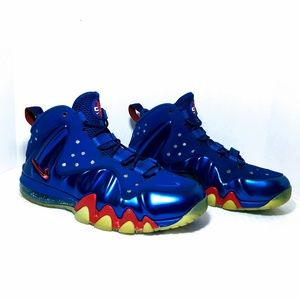 Nike Barkley Posite Max 76ers Energy / Fire